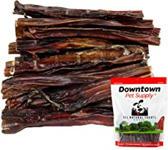 Downtown Pet Supply 6 and 12 inch American USA Bully Sticks for Dogs (Bulk Bags by Weight) Made in USA - Odorless All Natu...