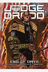 Judge Dredd: End of Days Kindle Edition