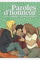 Paroles d'honneur Format Kindle