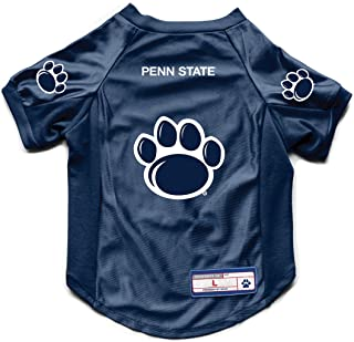 NCAA Penn State Nittany Lions Pet Stretch Jersey, X-Large