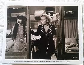 Shanghai Express Marlene Dietrich Lobby Card 14 x 11 inches Anna May Wong