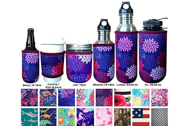 Best koozies for bottles | Amazon com