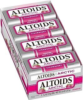 Altoids 北极草莓薄荷,1.2 盎司(8 只装) 1.2 Ounce
