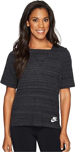 Sportswear Advance 15 Short Sleeve Top