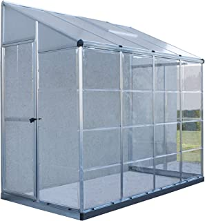 Best aluminum lean to greenhouse Reviews