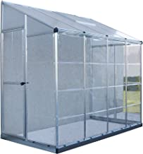 Best polycarbonate lean to greenhouse Reviews