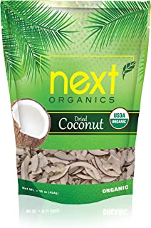 Next Organics Dried Coconut 16 oz Bag (Pack of 1)