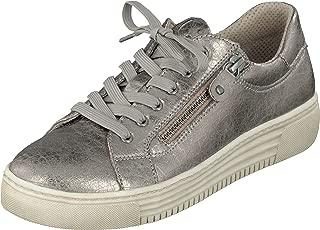 Relife Damen Schuhe Schnürhalbschuhe Sneaker Schnürschuh 9067-18707-01 Weiß NEU
