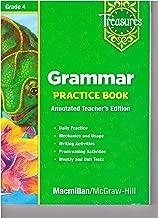 Best treasures grammar practice book grade 4 teacher edition Reviews