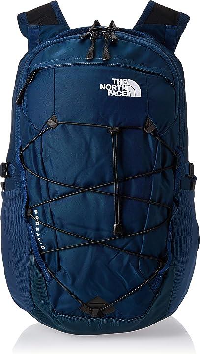 Zaino the north face borealis blue wing teal/tnf schwarz NOT93KV3-3ZP
