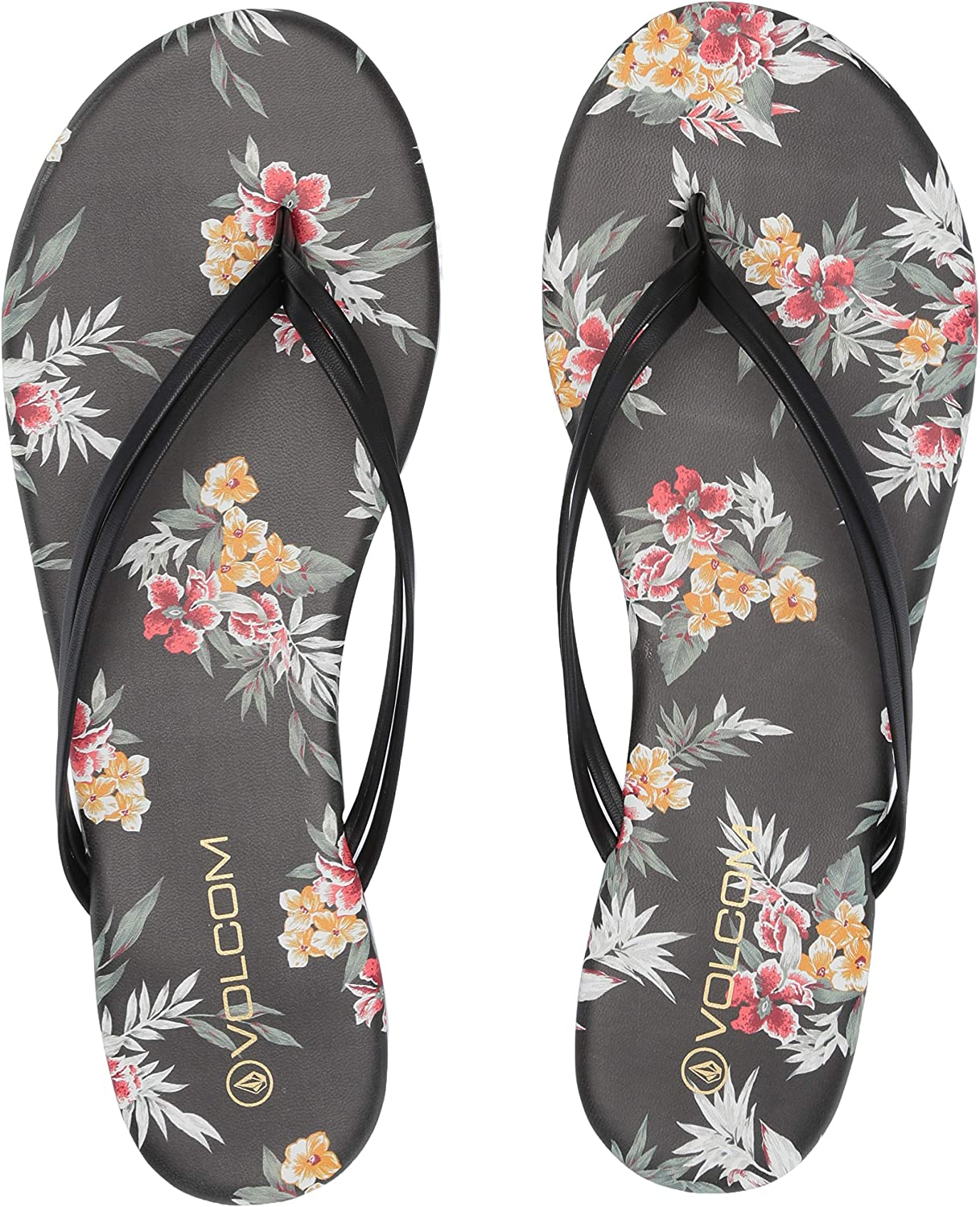 Volcom Womens Women's Wrapped Up Double Strappy Sandal Sandal