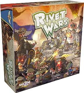 Best rivet wars board game Reviews