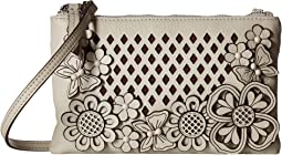 Brighton - Tivoli Trellis Mini Crossbody