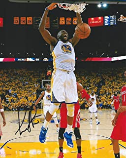 Festus Ezeli, Golden State Warriors, Signed, Autographed, 8X10 Photo, a Coa with the Proof Photo of Festus Signing Will Be Included