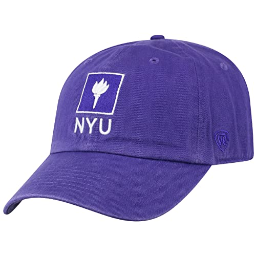 c5b665f6754 Top of the World NCAA Men s Hat Adjustable Relaxed Fit Team Icon