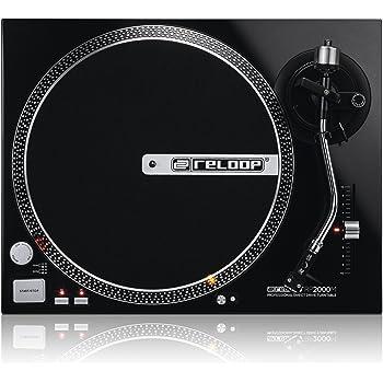 RELOOP RP 2000 M Platine Vinyle /à entra/înement Direct