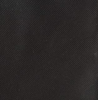 "19"" x 28"" 18CT Counted Cotton Aida Cloth Cross Stitch Fabric (Black)"