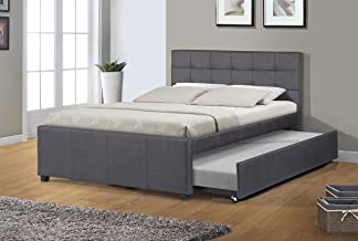 Best full size upholstered daybed with trundle Reviews
