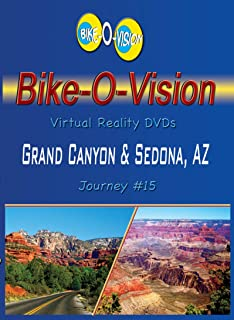 Bike-O-Vision Cycling #15 Grand Canyon & Sedona, AZ