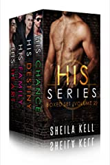 HIS Series Box Set: Volume 2 (HIS Romantic Suspense Series Box Set) Kindle Edition