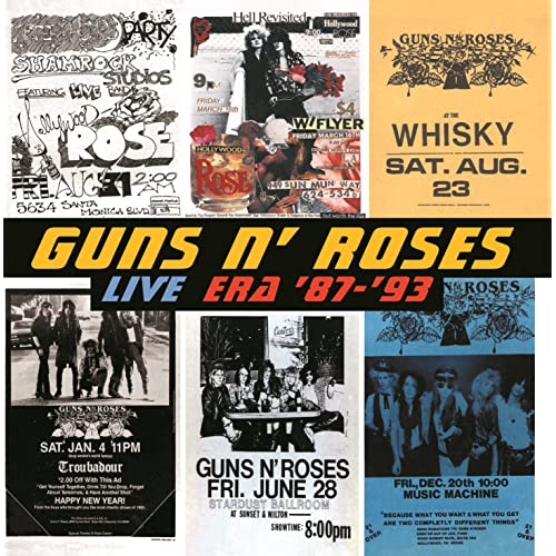 85e20641d8b1 It s Alright (Live In Houston   1992) by Guns N  Roses on Amazon Music -  Amazon.com