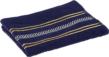 Panache Exports Regal Hand Towel, Navy Blue, 38 cm x 58 cm, PEREGHAN01