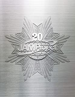 JAM Project 20th Anniversary Complete BOX