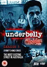 Underbelly Series 3 - The Golden Mile