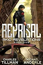 Reprisal (Akio Revelations Book 1)