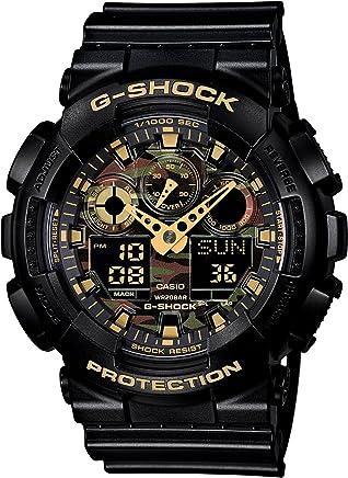 [カシオ]CASIO 腕時計 G-SHOCK ジーショック GA-100CF-1A9JF メンズ
