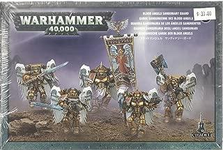 Warhammer 40K Blood Angels - Sanguinary Guard - Boxed Set