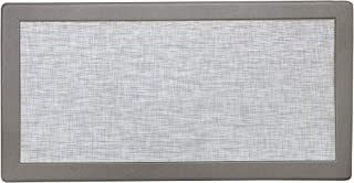 Hillside Oversized Oil- and Stain-Resistant Anti-Fatigue Kitchen Mat (1- or 2-Pack) (Beige)