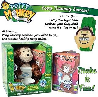 Potty Monkey Plus Potty Monkey Potty Watch for Potty Training Success