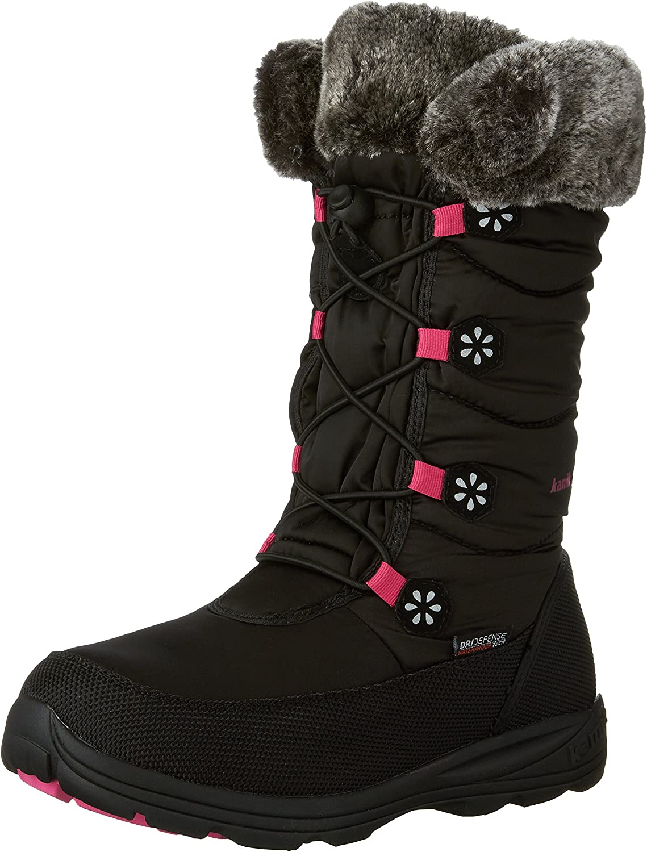 Kamik Unisex-Child Ava Snow Boot