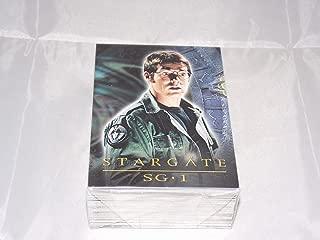 stargate sg 1 trading cards