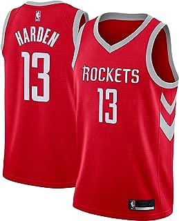 Outerstuff James Harden Houston Rockets #13 Red Youth Road Swingman Jersey