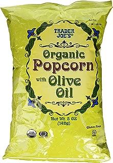 Best olive oil popcorn trader joe's Reviews