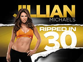 ripped in 30 jillian michaels level 1