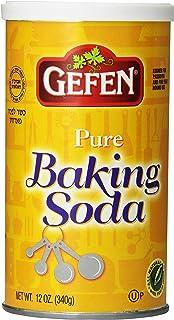 Gefen Baking Soda, 12 Ounce (Pack of 24)