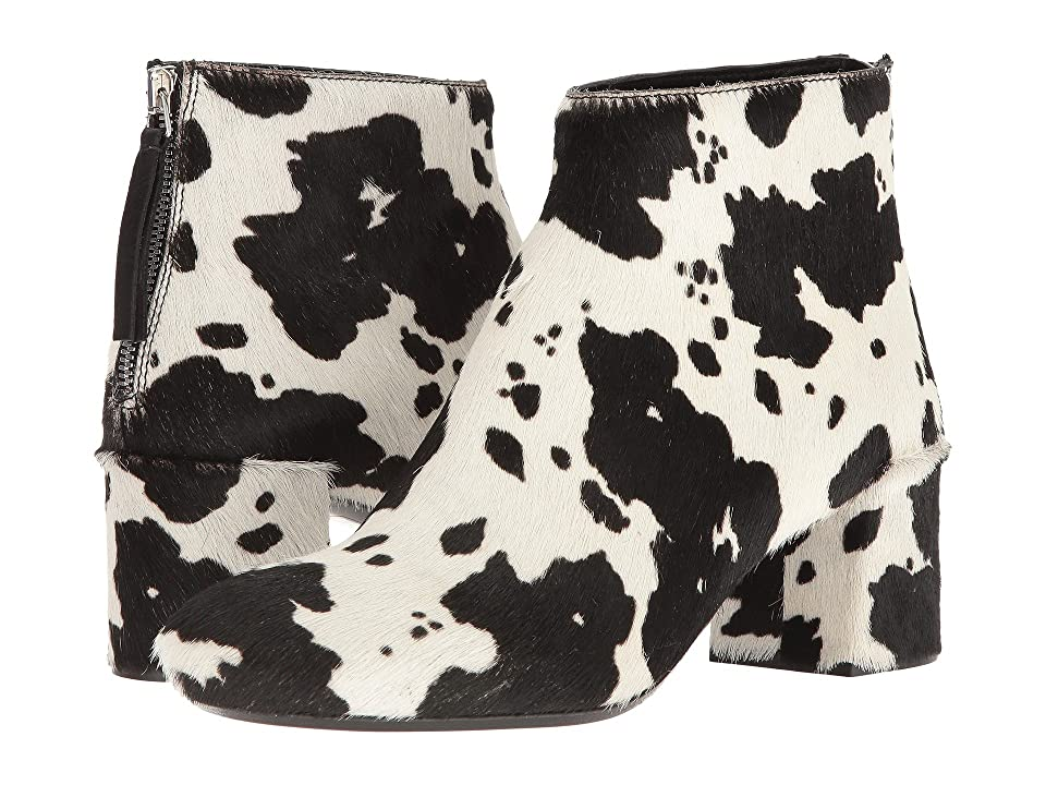 McQ Pembury Boot (Black/White) Women