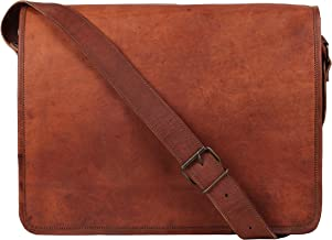 Best leather messenger bag 13 inch Reviews
