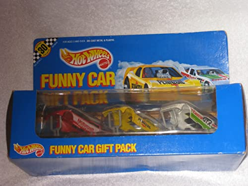 Hot Wheels Funny Car Gift Pack