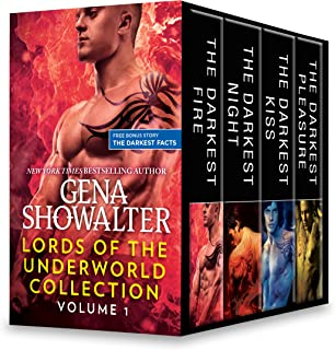 Lords of the Underworld Collection Volume 1: An Anthology