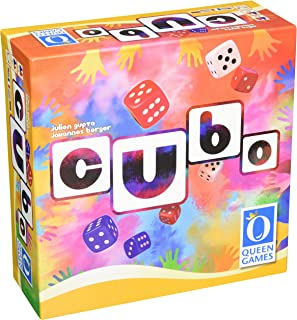 Cubo - Queen Games Board Game