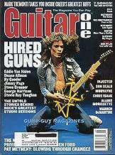 Guitar One Magazine May 2002 Eddie Van Halen Cover