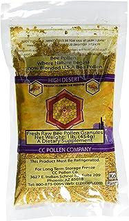 C C Pollen High Desert Bee Pollen Granules Bag - 1 lb