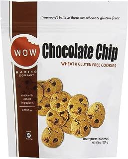 Wow Baking Gluten Free Chocolate Chip Cookie, 8 oz