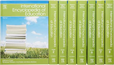 International Encyclopedia of Education