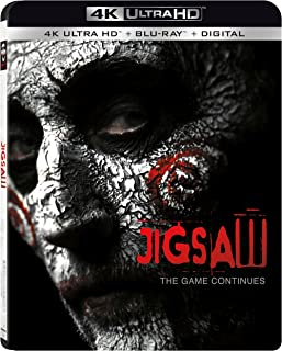 Jigsaw 4K 4K