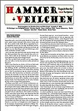 Hammer + Veilchen Nr. 9: Flugschriften für neue Kurzprosa